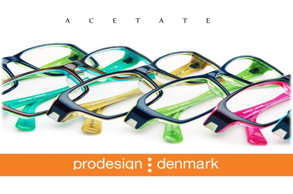 prodesign eyewear acetate