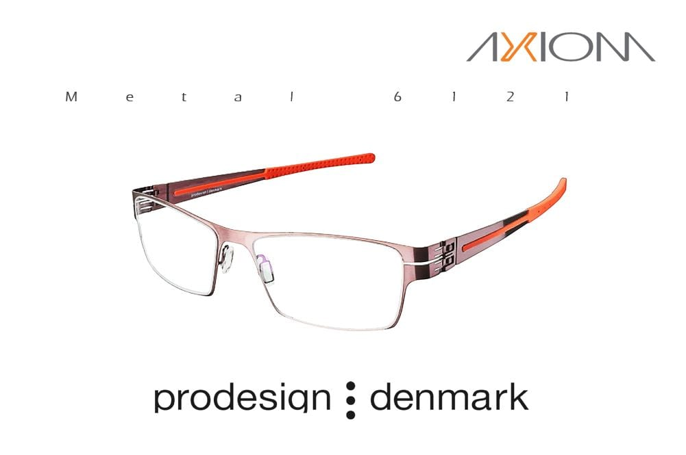 Prodesign-Eyewear-Metal-6121