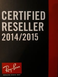 Ray-Ban-certified-reseller