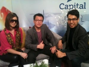 TV Morning Bell with Raj Aeria and Ryan Ho