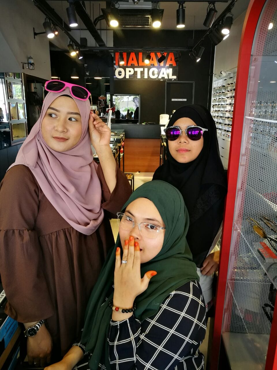march 2017, March 2017, Optometrist in Petaling Jaya | Optical Shop