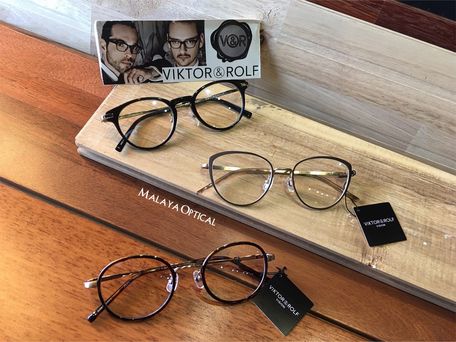 Viktor & Rolf Vision, Viktor & Rolf, Optometrist in Petaling Jaya | Optical Shop