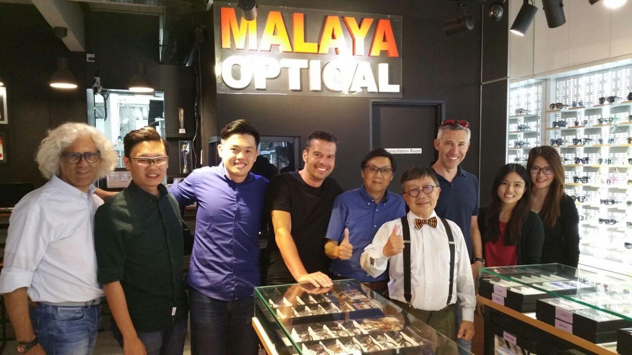 Malaya Optical Maui Jim Trunk Show